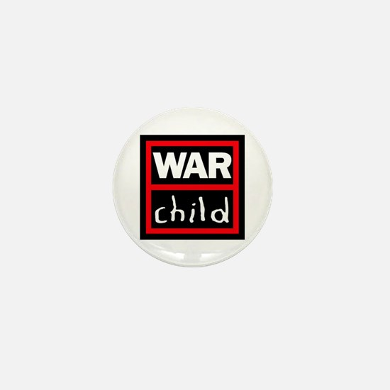 Warchild UK Charity Mini Button