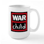 Warchild UK Charity Large Mug