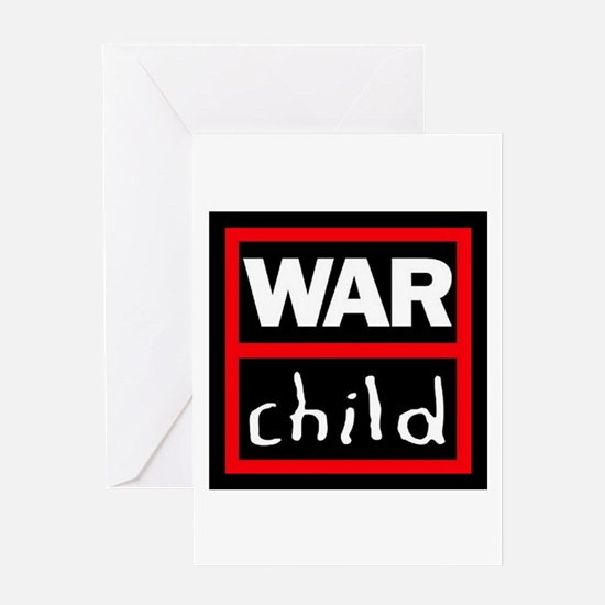 Warchild UK Charity Greeting Card