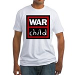Warchild UK Charity Fitted T-Shirt