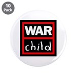 "Warchild UK Charity 3.5"" Button (10 pack)"
