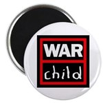 "Warchild UK Charity 2.25"" Magnet (100 pack)"
