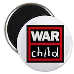 "Warchild UK Charity 2.25"" Magnet (10 pack)"