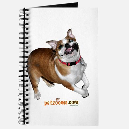 Crazy Bulldog Journal