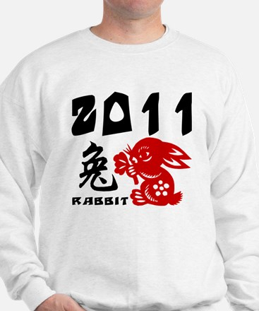 2011 Year of The Rabbit Jumper