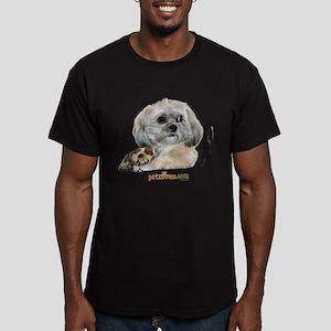 Zoe Men's Fitted T-Shirt (dark)