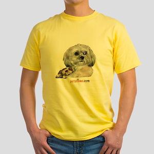 Zoe Yellow T-Shirt
