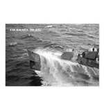 USS BAUSELL Postcards (Package of 8)