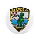 "USS BAUSELL 3.5"" Button"