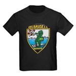 USS BAUSELL Kids Dark T-Shirt