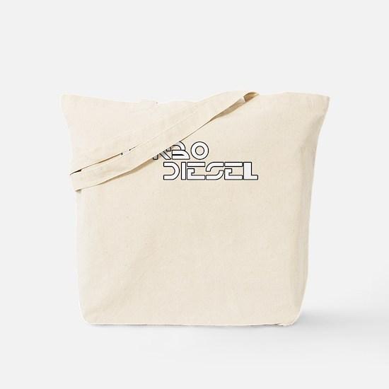 Turbo Diesel - Tote Bag