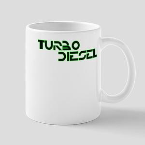 Turbo Diesel - Mug