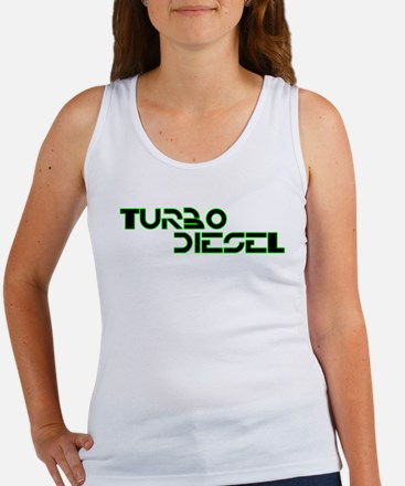 Turbo Diesel - Women's Tank Top