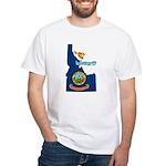 ILY Idaho White T-Shirt