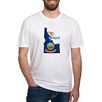 ILY Idaho Fitted T-Shirt