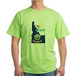 ILY Idaho Green T-Shirt