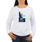 ILY Idaho Women's Long Sleeve T-Shirt