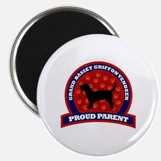 Grand Basset Griffon Vendeen Magnet