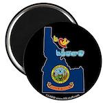 ILY Idaho Magnet