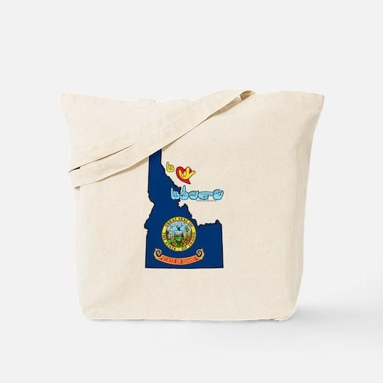 ILY Idaho Tote Bag