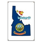 ILY Idaho Banner