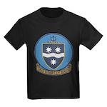USS BRINKLEY BASS Kids Dark T-Shirt