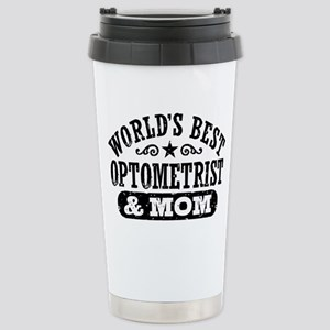 World's Best Opto 16 oz Stainless Steel Travel Mug