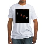 WS Lunar Eclipse Fitted T-Shirt