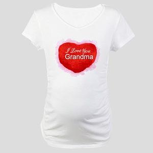 Grandma Maternity T-Shirt