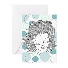 Fun Dreaming Greeting Cards (Pk of 10)