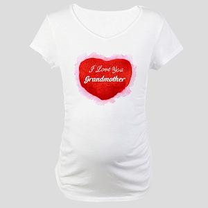 Grandmother Maternity T-Shirt