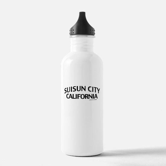 Suisun City Water Bottle