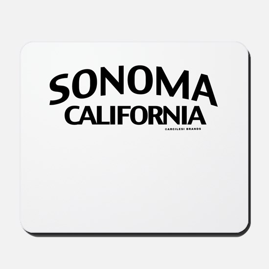 Sonoma Mousepad