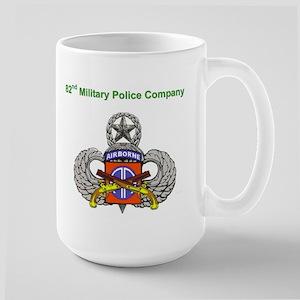 82nd MP Company Large Mug