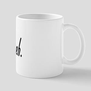Veni, vidi, meh - Mug