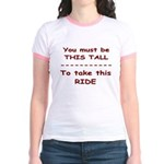 Tall to Ride Jr. Ringer T-Shirt
