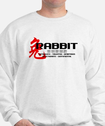 Year of The Rabbit Sweatshirt