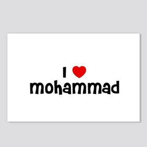 I * Mohammad Postcards (Package of 8)