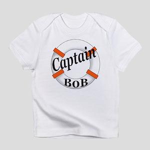 Captain Bob's Infant T-Shirt
