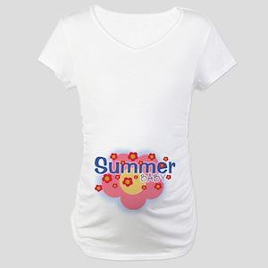 Summer Baby Maternity T-Shirt
