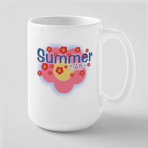 Summer Baby Large Mug