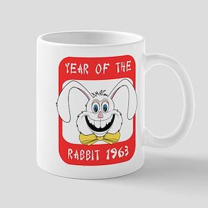 1963 Year of The Rabbit 1963 Mug