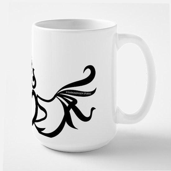 Irish Claddagh Large Mug