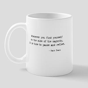 Pause and Reflect Mug