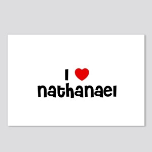 I * Nathanael Postcards (Package of 8)