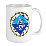 USS BEARSS Large Mug