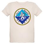 USS BEARSS Organic Kids T-Shirt