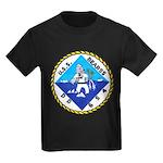 USS BEARSS Kids Dark T-Shirt