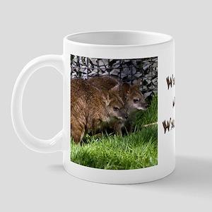 Wallabies Mug