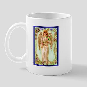 Vintage Angel Mug